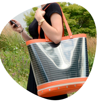 A new concept in solar bags