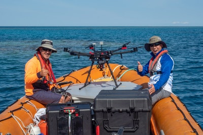 Seafaring robots break new ground