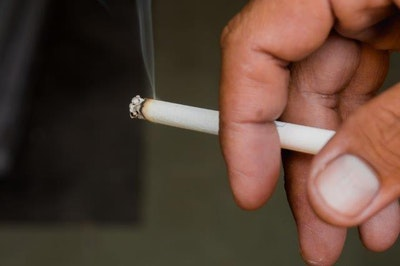 Tech takes on cigarette smoking