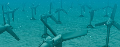 Webinar Thursday 9 August - River, Wave and Tidal Power Reinvented