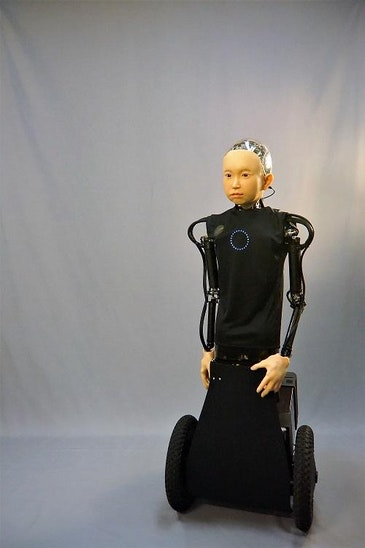 Improvement of humanlike conversations in humanoid robots