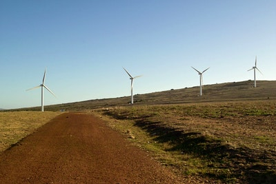 3.5bn South African Rand financing for five wind farms