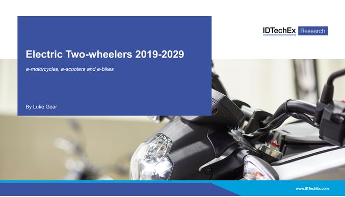 Electric Two-wheelers 2019-2029