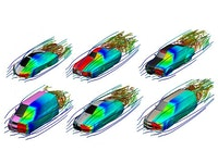 Machine learning tool makes car designs more aerodynamic