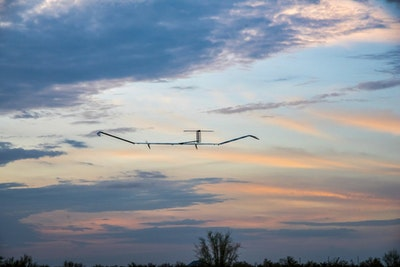 Solar-powered aircraft breaks record