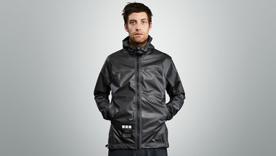 Graphene jacket: Part jacket, part science experiment