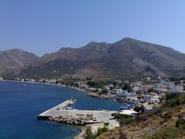 Greek island to run solely on wind and solar power