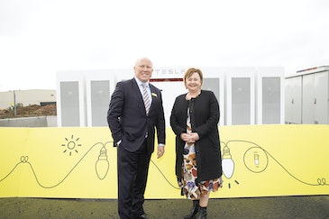 New Zealand's first grid-scale battery storage facility