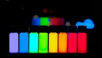 Quantum dot films in displays: major technology and market trends