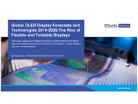 Global OLED Display Forecasts and Technologies 2019-2029