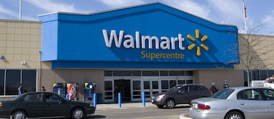 Walmart Canada 100 percent alternatively powered vehicles by 2028