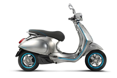 How does the Vespa Elettrica stack up?