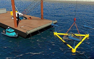 Verdant Power secures $6 million funding for tidal power system