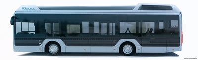 Toyota to supply its hydrogen technology to Caetanobus SA