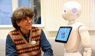 Culturally competent robots - the future in elderly care