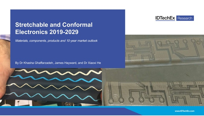 Stretchable and Conformal Electronics 2019-2029
