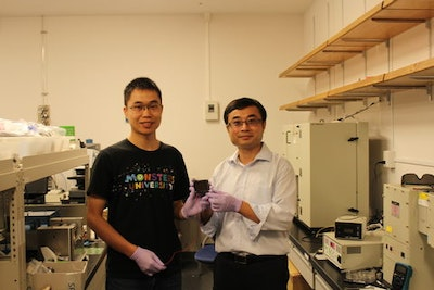Perovskite solar cells leap towards commercialization