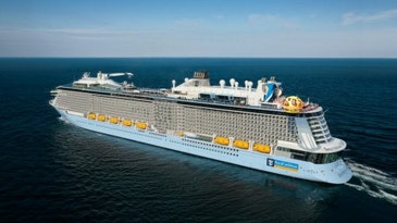 Royal Caribbean to offset emissions with wind power