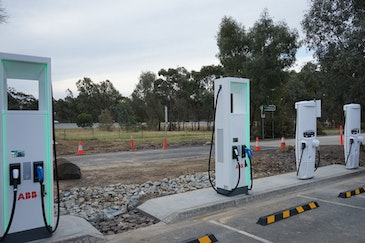 Ultra-rapid charging network for Australia