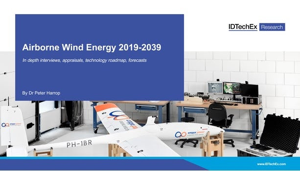 Airborne Wind Energy 2019-2039