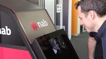 Cardless, facial recognition ATMs
