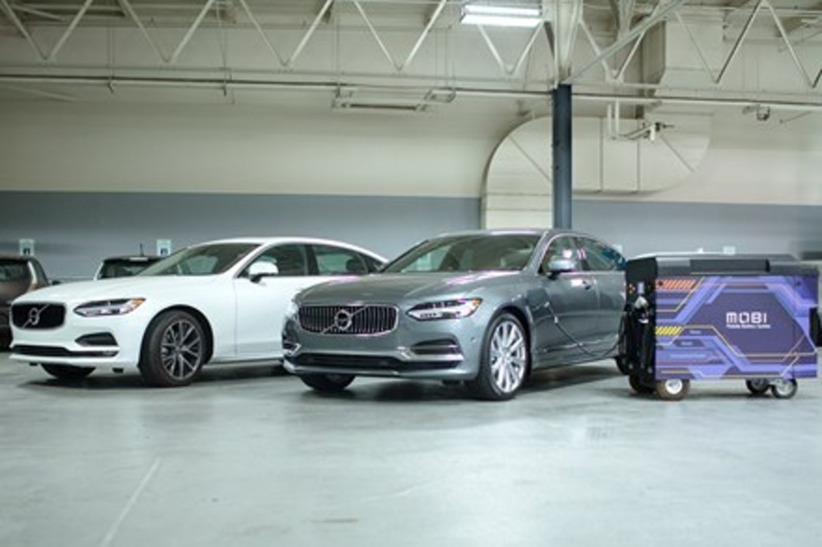 Volvo Cars Has Acquired A Stake In Electric Car Charging Company Freewire Technologies Via The Tech Fund Deepening S Commitment To