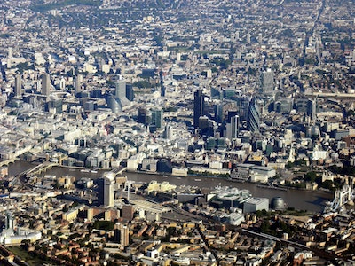 Plans for London's first low emission street