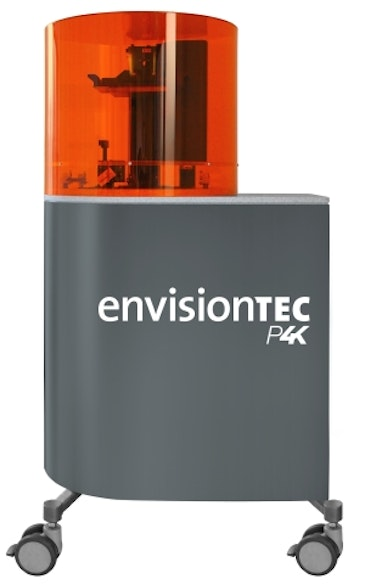 EnvisionTEC first to offer 4K 3D printing
