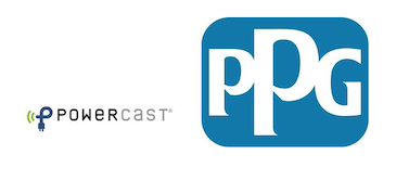 PPG, Powercast announce partnership
