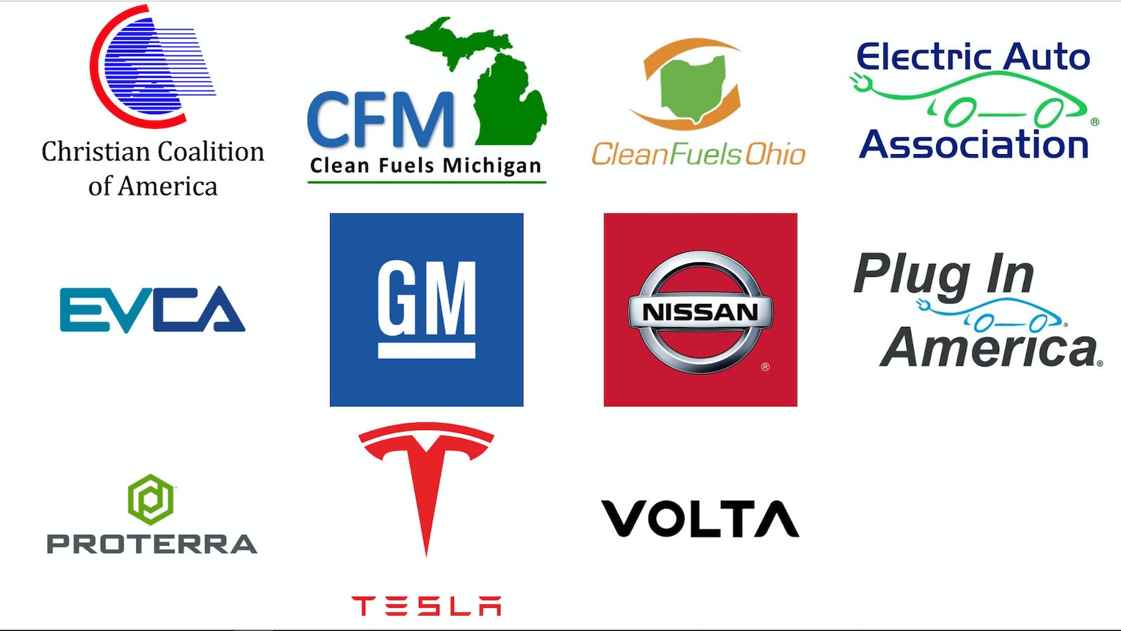 The Ev Drive Coalition Is A Broad With Focused Goal To Reform Federal Electric Vehicle Tax Credit Has Announced Its