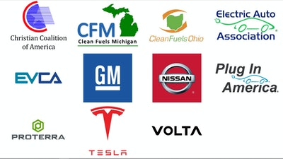 Coalition to reform EV tax credit