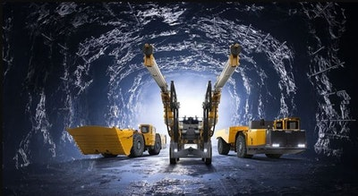 New generation battery-driven machines for sustainable mining