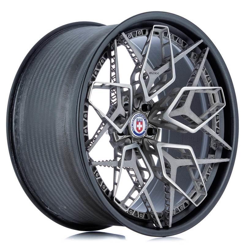 First 3D-printed Titanium Wheel