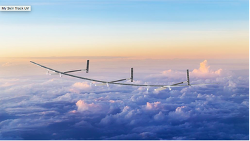 Solar-powered autonomous aircraft Odysseus