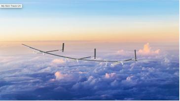 太阳能自主飞行器奥德修斯