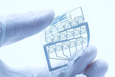 Webinar Thurs 13 December - Printed, Organic and Flexible Electronics