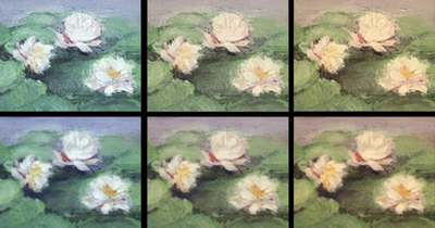 Recreate your favorite paintings using deep learning and 3-D printing