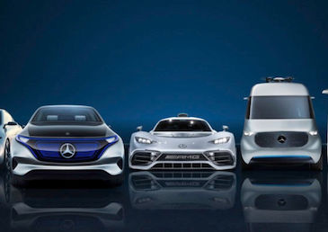 Daimler buys battery cells in a total volume of 20 billion euros