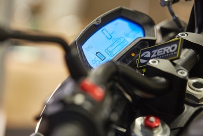 Zero Motorcycles is the next step in motorcycle evolution