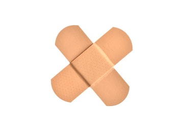 A painless adhesive for bandaids