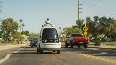 Unmanned delivery service launched in Arizona