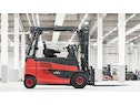 Linde premiers new roadster forklift with fuel cell drive