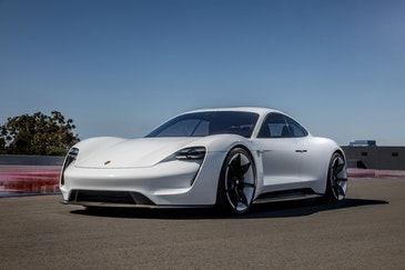 Porsche to offer free charging on its first fully electric vehicle