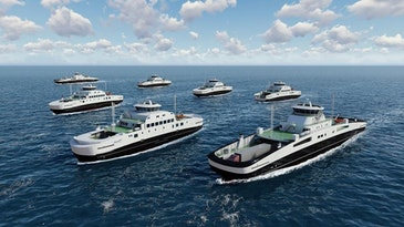 Corvus Energy storage system for five new Fjord1 ferries