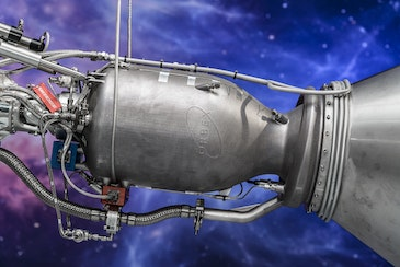 Largest 3D printed rocket engine