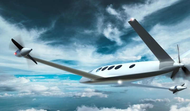 Eviation Partners With Siemens On Propulsion For Electric Plane Electric Vehicles Research