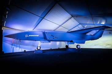 Boeing's first unmanned aircraft developed in Australia