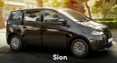 创新电动汽车的特点是全表面太阳能一体化