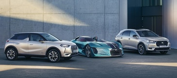 DS Automobiles for premium electric cars