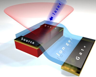 Light from exotic crystal semiconductor leads to better solar cells